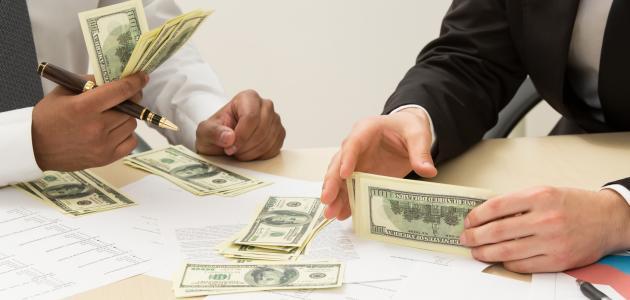 التعاملات المالية و التجارية