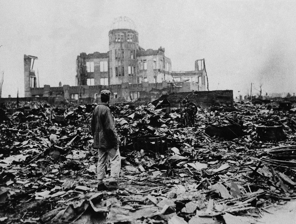 انفجار القنبلة الذرية في هيروشيما موقع حديث الصباح