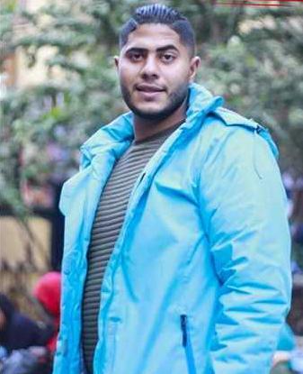 الشاب / محمد عيد عبد الحميد 23 سنة