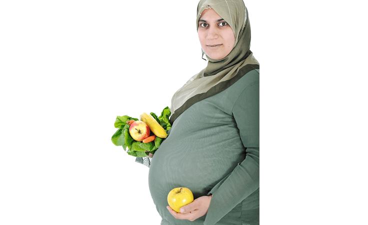 الصيام للحامل