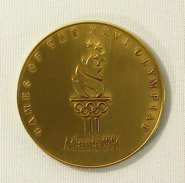 الميدالية الذهبية