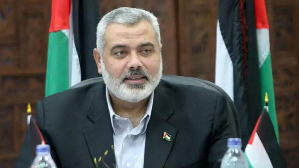 اسماعيل هنية رئيس حركة حما3